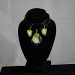 Smyckeset Limegrön